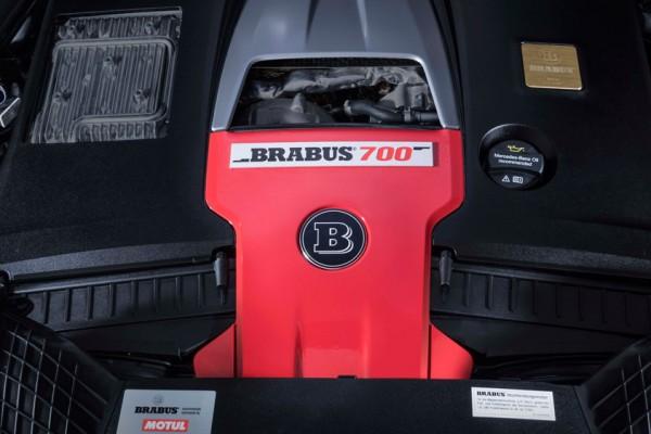Novi Brabus 700 Widestar je sve sem suptilan