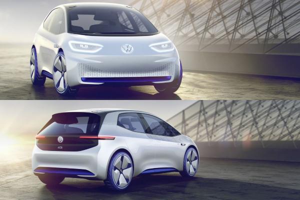 Volkswagen I.D. električni kompakt stiže sa baterijama u tri veličine
