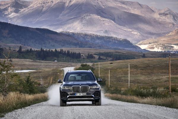 Novi X7 - Escalade veličina Rolls Royce luksuz