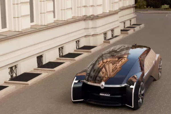 Nova neverovatna studija kompanije Renault