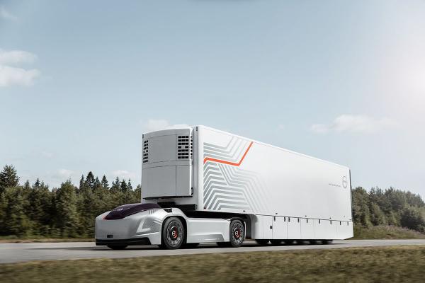 Volvo predstavlja autonomni kamion bez kabine