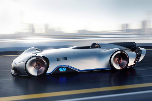 Novi električni Mercedes koncept pruža uvid u svetlu budućnost
