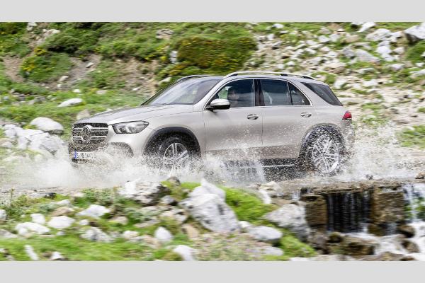 2019 Mercedes-Benz GLE dobija novi izgled i tehnologije