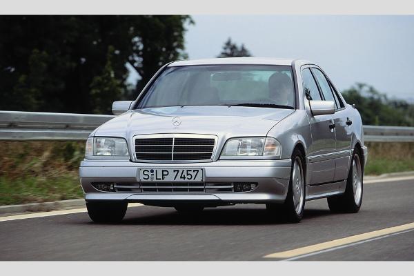 25 godina neverovatne sradnje - srećan rođendan modelu C36 AMG