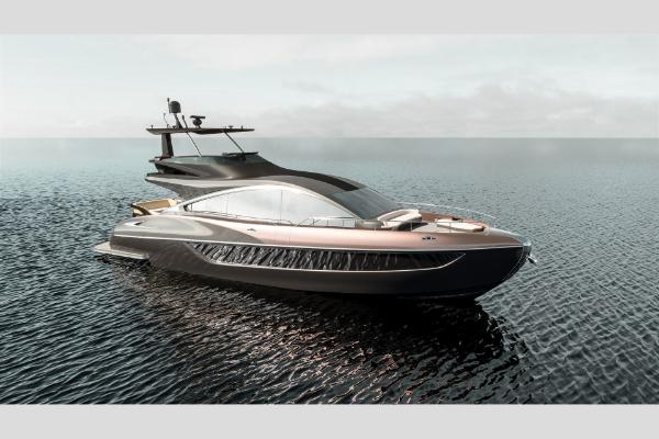Lexus LY 650 predstavlja LS model okeana