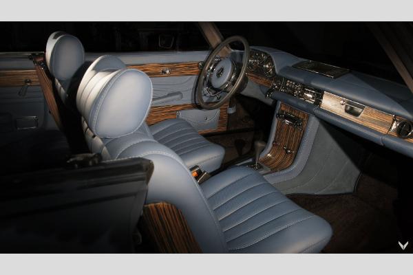 Neverovatna restauracija 1970 Mercedes 250 CE modela