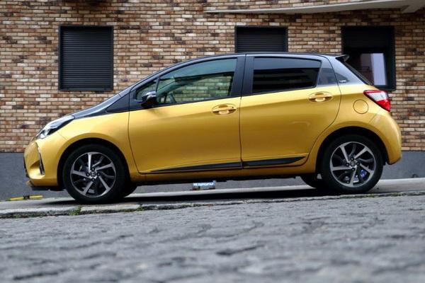 Toyota Yaris Y20 LIMITED EDITION – Vaš partner za zujanje po gradu