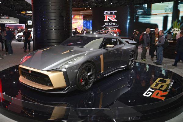Nissan GT-R50 od 1.1 miliona dolara