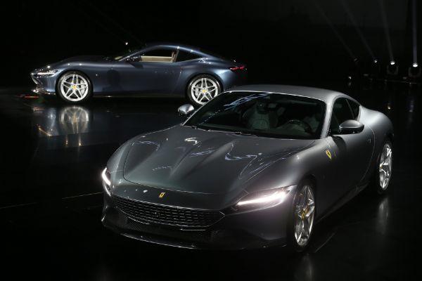Nove fotografije fenomenalnog Ferrari Roma modela