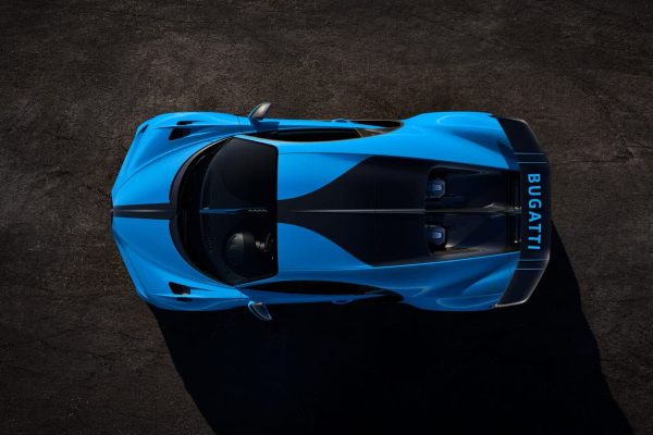 Bugatti predstavio fenomenalni Chiron Pur Sport