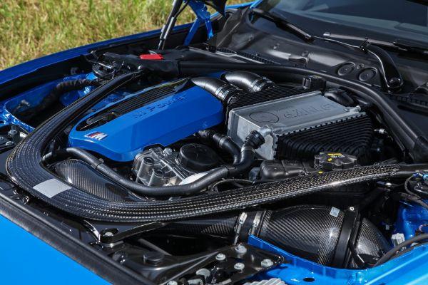 Dahler BMW M2 CS sa 550 KS