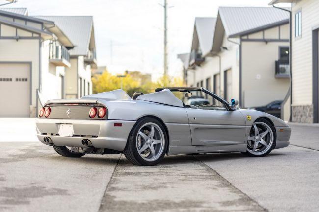 Ferrari Šakila Onila se prodaje