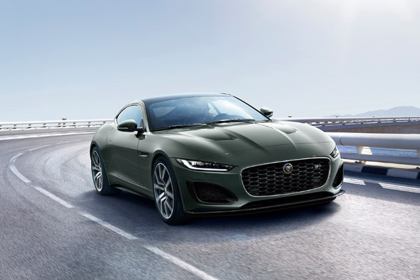 Jaguar proslavio godišnjicu F-Type modela