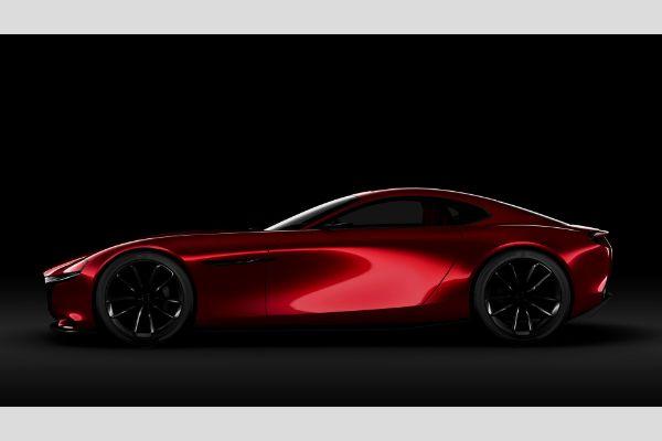 Mazda predstavila RX-9 koncept