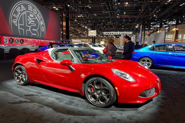 Najpopularniji automobili sa sajma u Čikagu