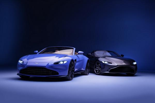 Stiže Aston Martin Vantage Roadster 2021