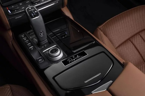 Maserati lansira Royale novitete