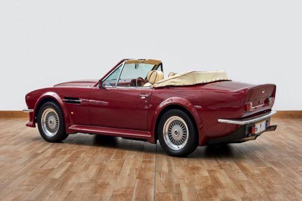 Aston Martin Dejvida Bekama se prodaje za 550.000 dolara