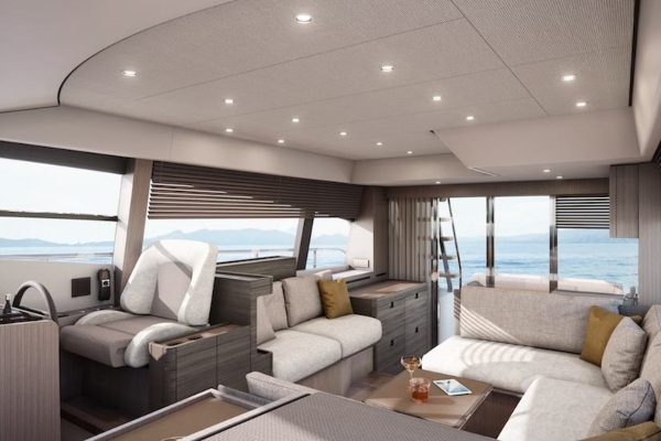 Ferretti Yachts predstavlja novo luksuzno plovilo