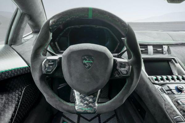 Mansory Cabrera - brat Lamborghini Aventadora
