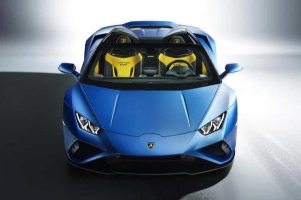 Stiže Lamborghini Huracan Evo Spider
