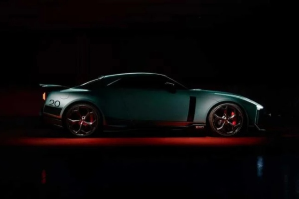 Nissan od milion dolara