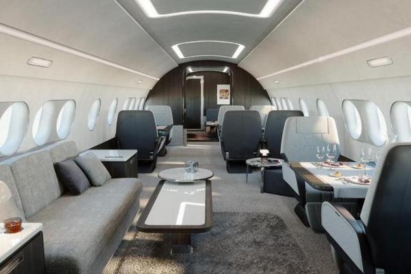 Airbus predstavio privatni avion od 81 miliona dolara