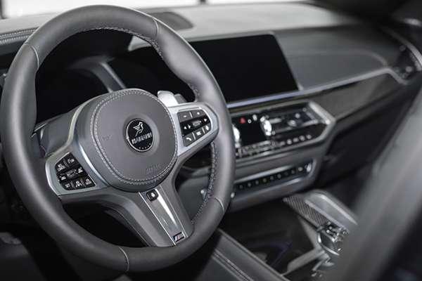 Tunirani BMW X6 2020