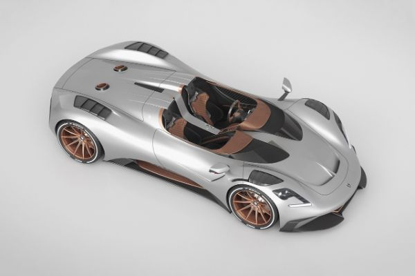 Ares Design predstavlja S1 Project Spyder