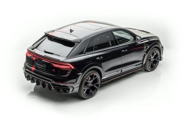 Mansory predstavio Audi RSQ8
