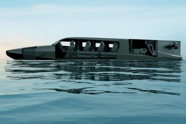 Brod koji se transformiše u podmornicu