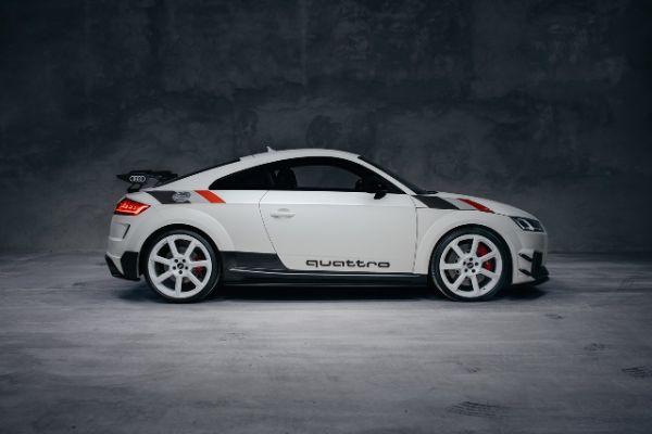Audi proslavlja 40 godina QUATTRA novim ograničenim izdanjem