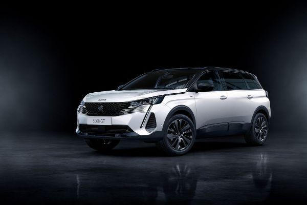 Predstavljen novi Peugeot 5008