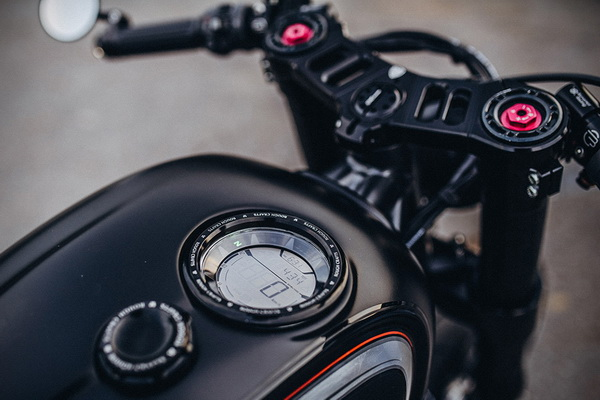 Ducati Scrambler pretvoren u divlju zver