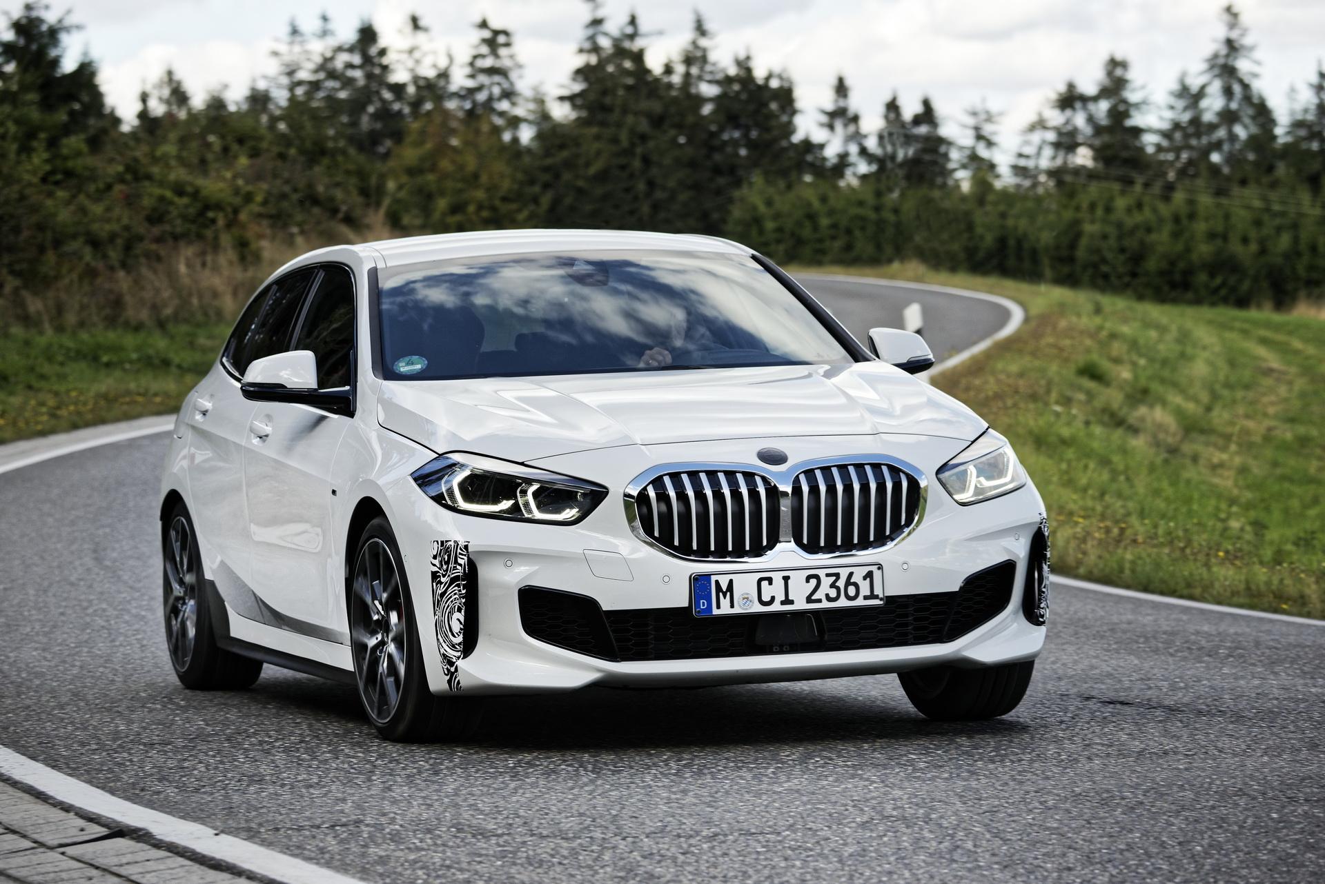 Uhvaćen novi BMW 128ti