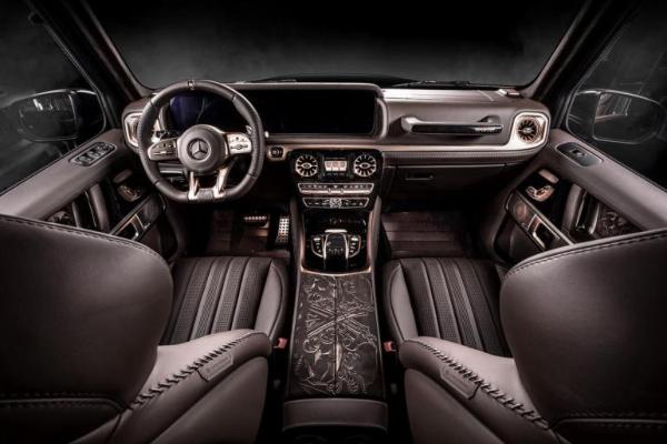 Mercedes AMG G63 od pola miliona dolara