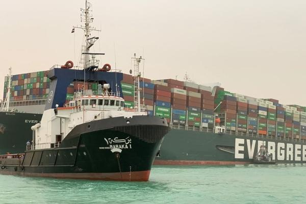 Zašto se zapravo najveći teretni brod na svetu nasukao u Sueckom Kanalu