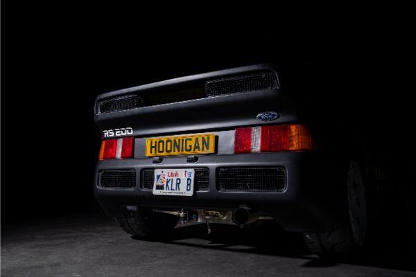 Ken Blok prodaje svoja tri legendarna Ford modela