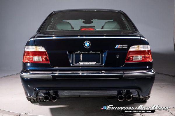 Polovni BMW E39 M5 prodat za gotovo 200.000 dolara