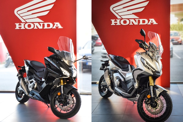 Stigli u Srbiju! Nova HONDA X-ADV i Forza 750