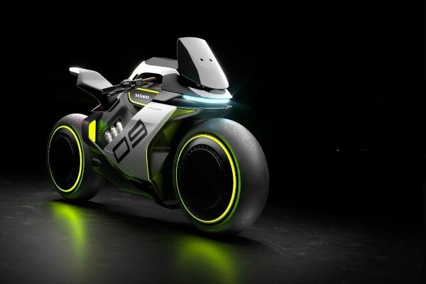 Kompanija Segway predstavlja futuristički model na vodonični pogon