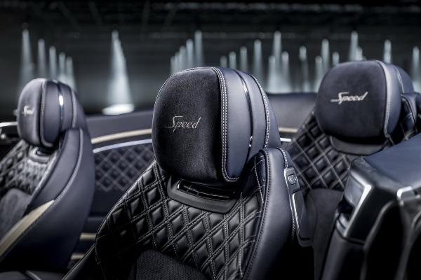 Bentley predstavlja novu Continental GT Speed kabrio liniju