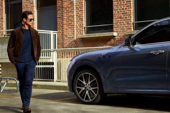 Maserati koristi šangajski sajam kako bi predstavio svoj prvi hibridni SUV