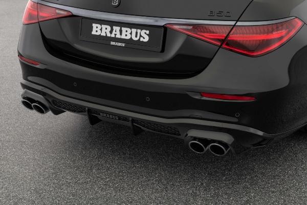 Brabus ponovo dominira novim paketom opreme za S klasu