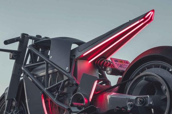 Untitled Motorcycles predstavlja električni motocikl novog doba