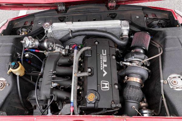 Jeres ili pravi potez - Klasični BMW 2002 sa Honda motorom