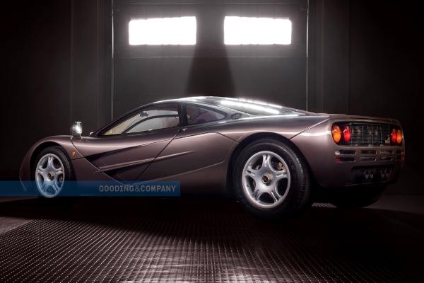 McLaren F1 je kralj automobila sa motorima unutrašnjeg sagorevanja