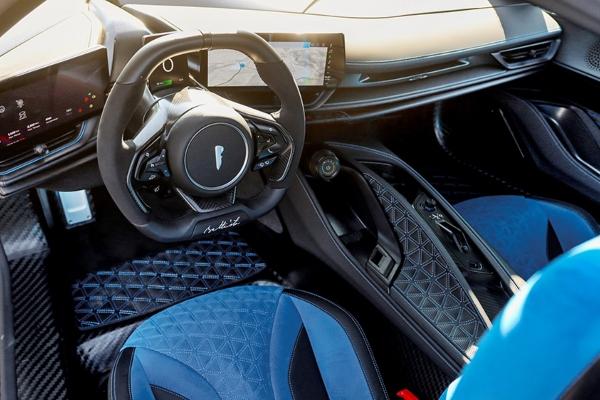 Pininfarina Battista - Novo savršenstvo u svetu mehanike i dizajna