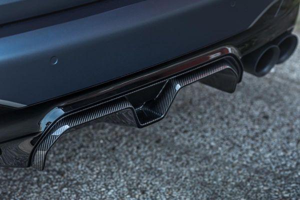 Manhart predstavlja unikatni salonski BMW M5 model