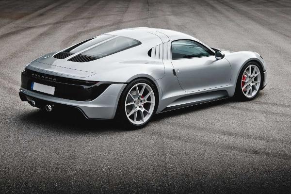Porsche ne želi da potvrdi kreiranje svog legendardnog sportaka